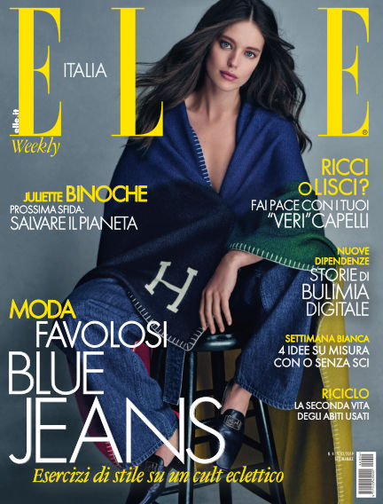 ELLE Weekly January 31, 2019 00:00