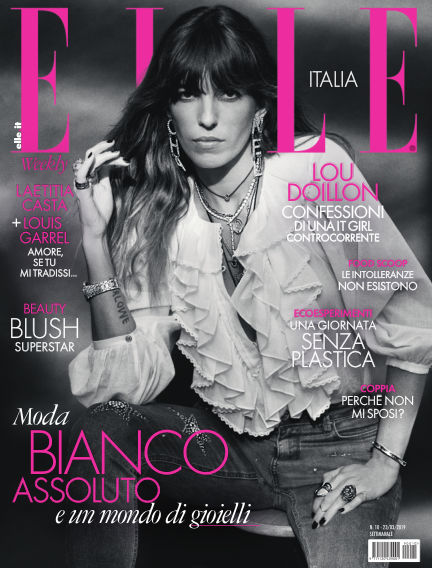 ELLE Italy March 14, 2019 00:00