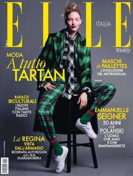 ELLE Weekly November 14, 2019 00:00