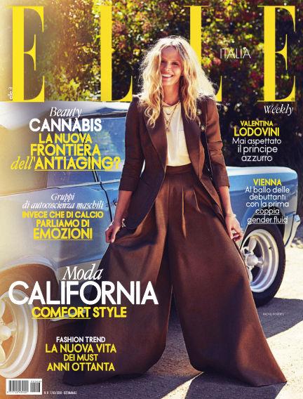 ELLE Weekly February 27, 2020 00:00