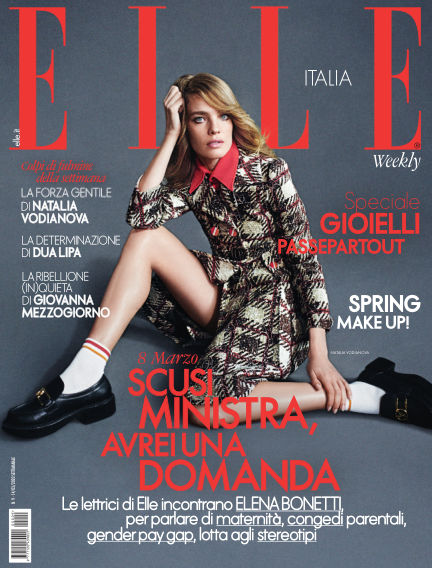 ELLE Weekly March 05, 2020 00:00