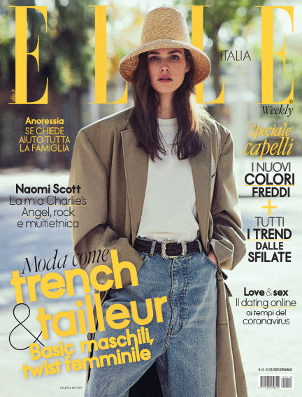 ELLE Weekly March 12, 2020 00:00