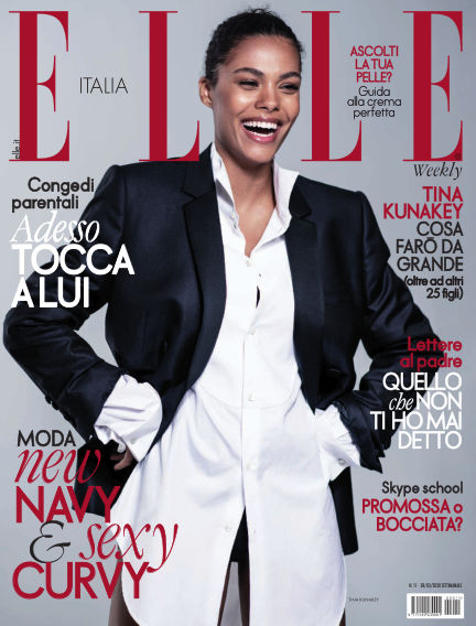 ELLE Weekly March 19, 2020 00:00