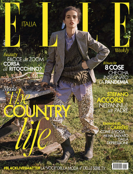 ELLE Weekly October 01, 2020 00:00