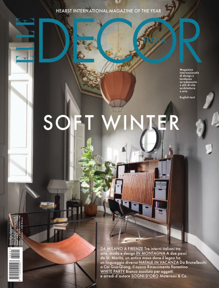 ELLE DECOR Italia December 10, 2018 00:00