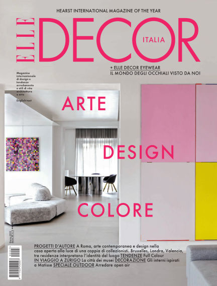 ELLE DECOR Italia March 06, 2019 00:00