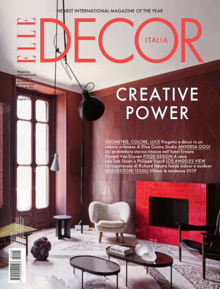 ELLE DECOR Italia May 20, 2019 00:00