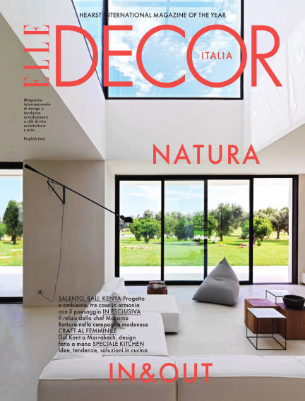 ELLE DECOR Italia June 20, 2019 00:00