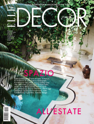 ELLE DECOR Italia Agosto-2019