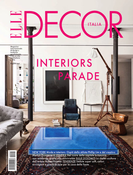 ELLE DECOR Italia December 10, 2019 00:00