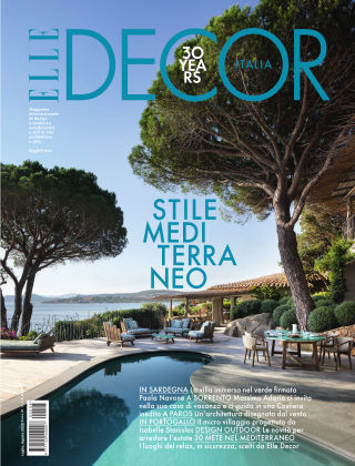 ELLE DECOR Italia Agosto-2020
