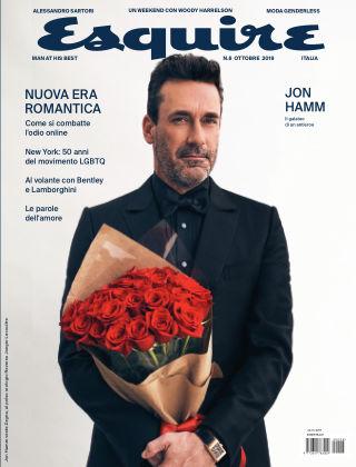 ESQUIRE Italia  Ottobre-2019