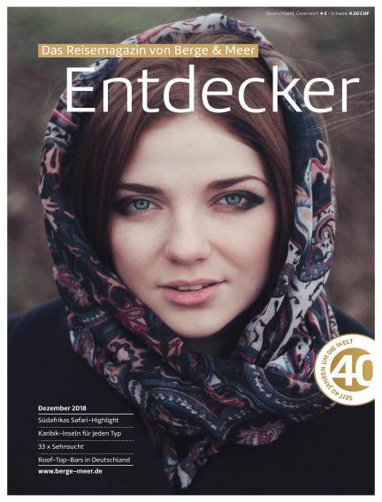 Entdecker February 02, 2019 00:00
