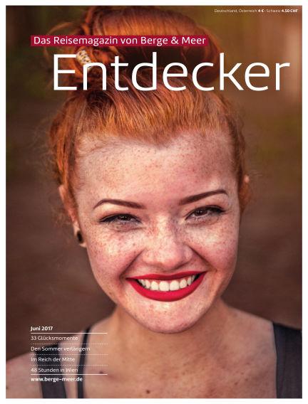Entdecker June 01, 2017 00:00