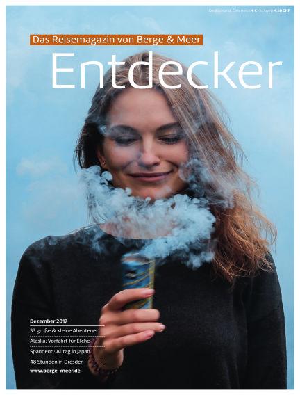 Entdecker December 01, 2017 00:00