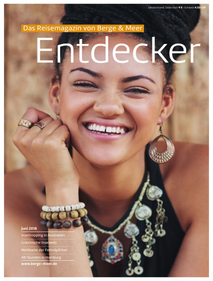 Entdecker June 01, 2018 00:00