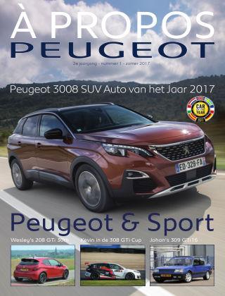À Propos Peugeot Zomer 2017