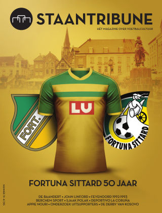 Staantribune 19 - Fortuna Sittard