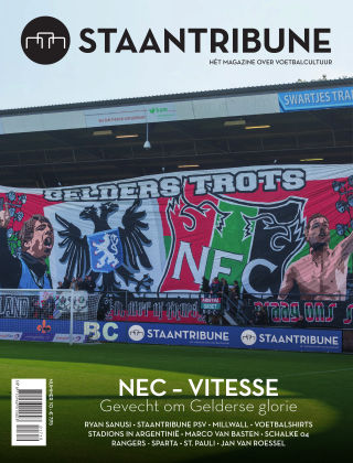 Staantribune 10 - NEC vs. Vitesse