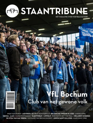 Staantribune 5 - VfL Bochum