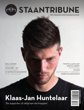 Staantribune 3 - Huntelaar