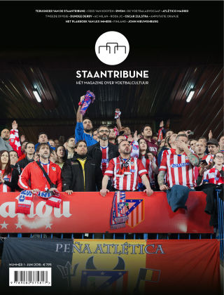 Staantribune 1 - Atlético Madrid