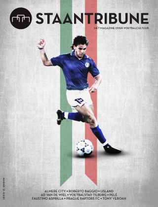 Staantribune 32 - Roberto Baggio