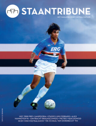 Staantribune 35 - Sampdoria