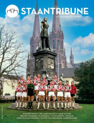 Staantribune 125 jaar Willem II