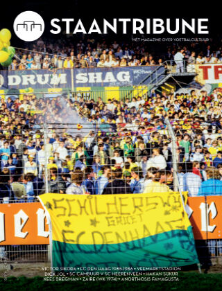 Staantribune 38 - FC Den Haag