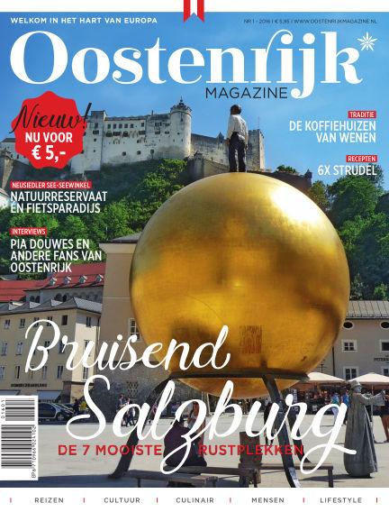 Oostenrijk Magazine January 12, 2016 00:00