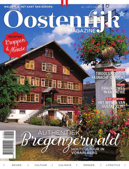 Oostenrijk Magazine January 26, 2018 00:00