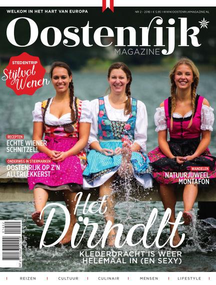 Oostenrijk Magazine April 08, 2016 00:00