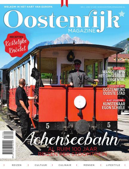 Oostenrijk Magazine April 07, 2018 00:00