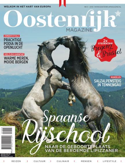 Oostenrijk Magazine June 10, 2016 00:00