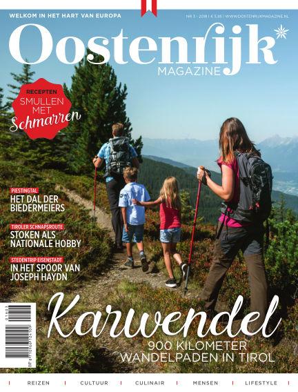 Oostenrijk Magazine June 15, 2018 00:00