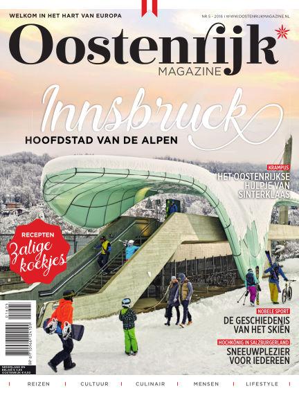 Oostenrijk Magazine November 11, 2016 00:00