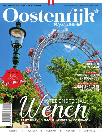 Oostenrijk Magazine August 31, 2018 00:00