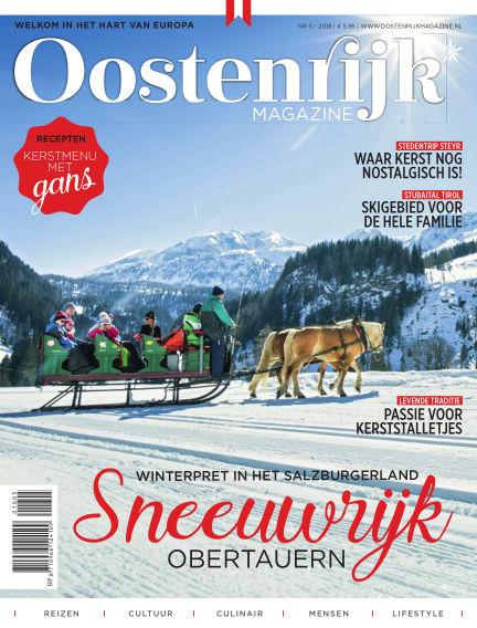 Oostenrijk Magazine November 09, 2018 00:00