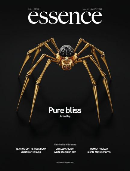 Essence March 01, 2018 00:00