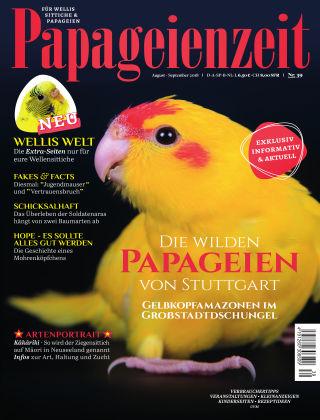 Papageienzeit 39