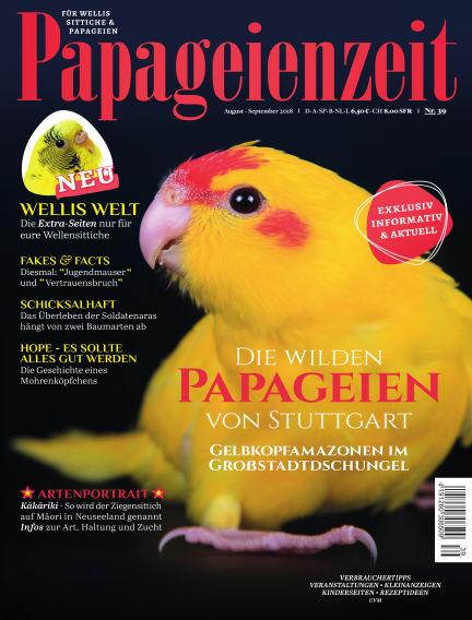 Papageienzeit August 06, 2018 00:00
