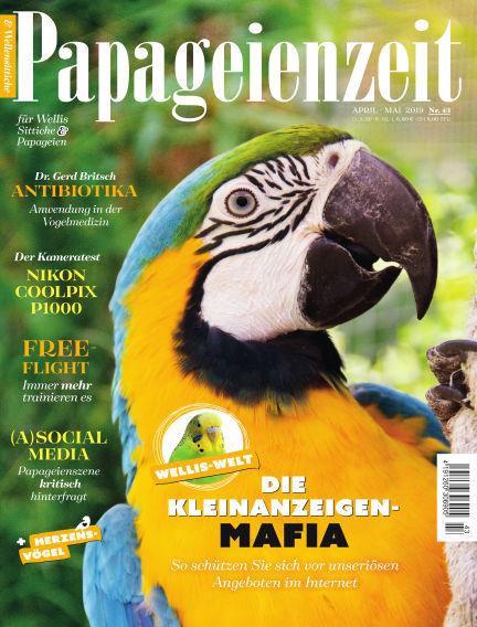 Papageienzeit March 30, 2019 00:00