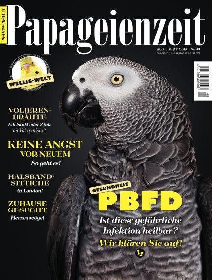 Papageienzeit July 27, 2019 00:00