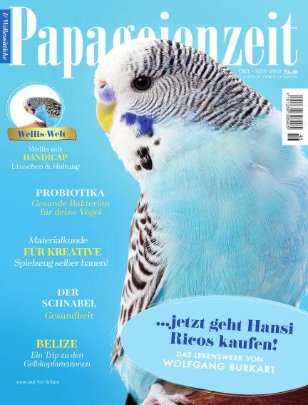 Papageienzeit October 09, 2019 00:00