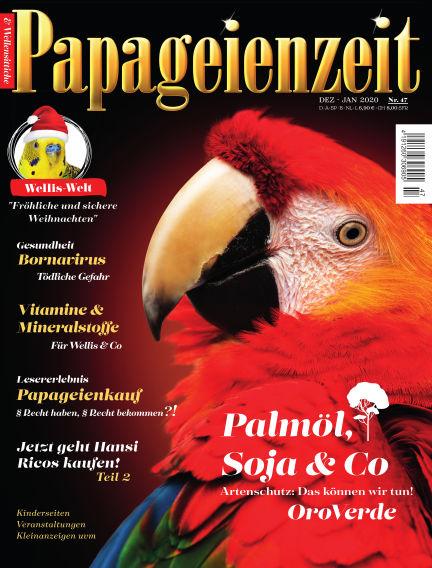 Papageienzeit November 29, 2019 00:00