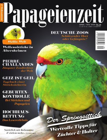 Papageienzeit April 01, 2020 00:00