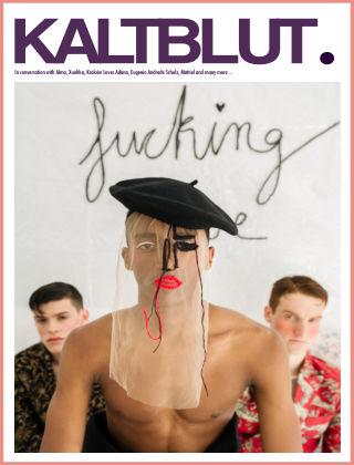 KALTBLUT Magazine 4.20 IN CONVERSATION
