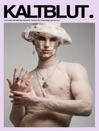KALTBLUT Magazine 5.20 IN CONVERSATION