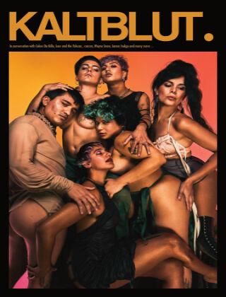 KALTBLUT Magazine 6.20